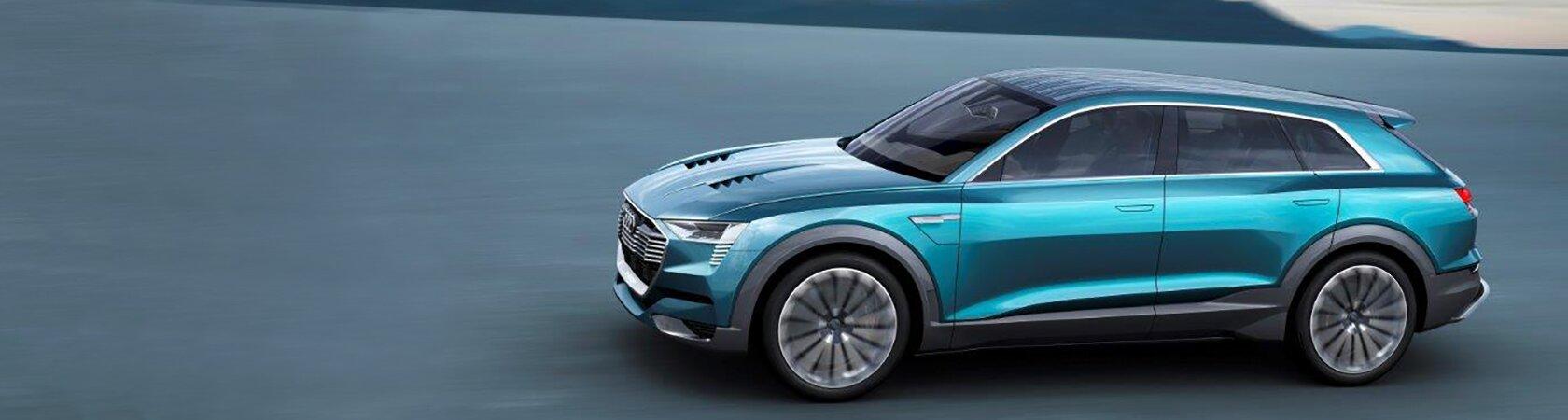 Bilde Audi e-tron quattro